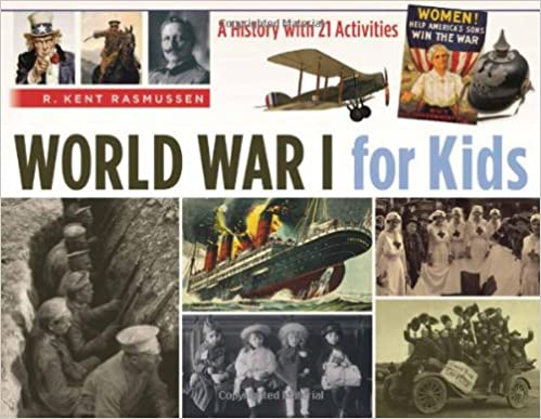 World War 1 Kids History