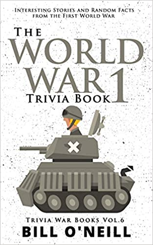 World War Trivia Book