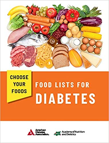 Choose Your Foods Food Lists for Diabetes